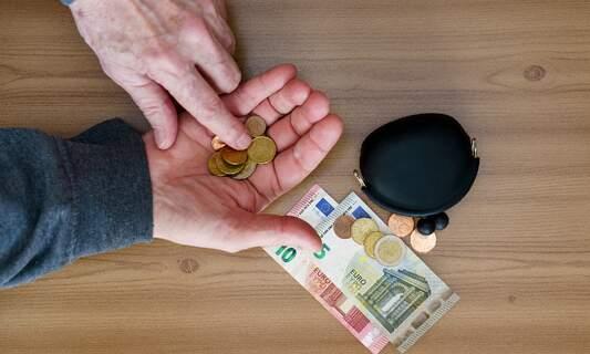 Average German pension has risen 34 percent in 10 years
