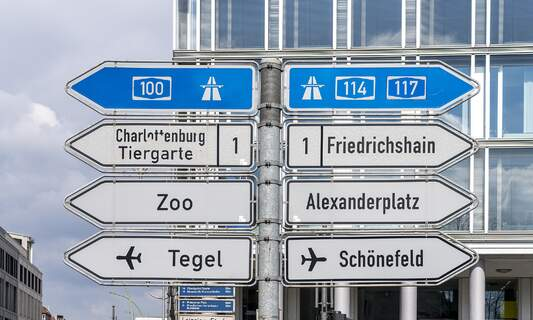 Berlin introduces 15 km movement restriction rule