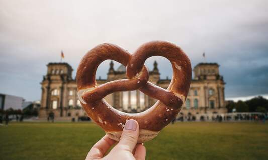 8 signs you've been Germanised