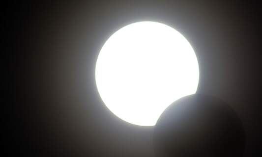 Look to the skies on June 10 to catch a glimpse of a partial solar eclipse