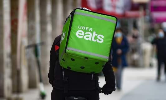 Uber Eats arrives in Munich and Frankfurt