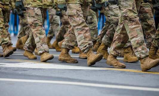 Almost half the German population backs the withdrawal of US troops