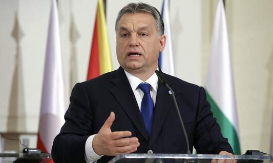 Hungarian PM calls on German politicians to accept UEFA ban
