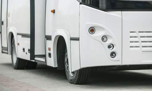 Self-driving buses are being tested for use in Karlsruhe