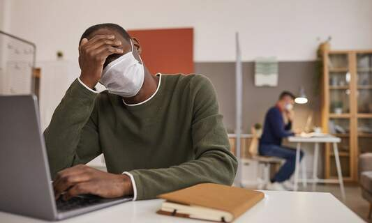 Sick leave requests in Germany fall to all-time low