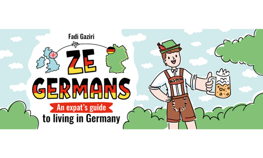 Win a copy of Ze Germans: An Expat's Guide to Living in Germany