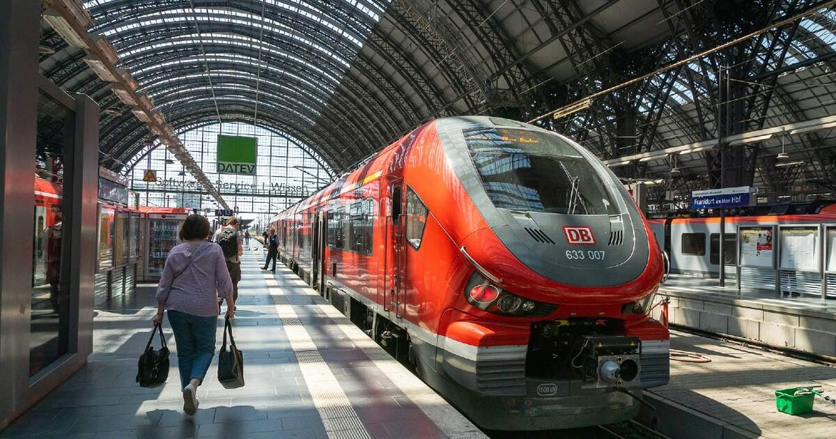 After tax cut: one million extra Deutsche Bahn passengers in January