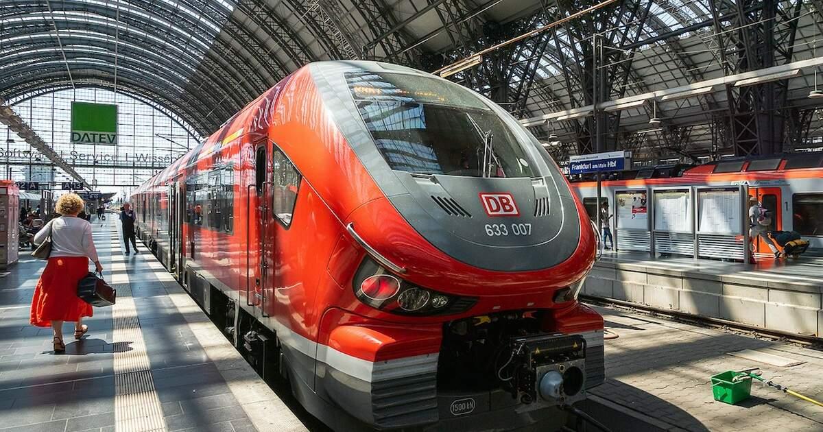 Deutsche Bahn announces trial of hydrogen-powered train