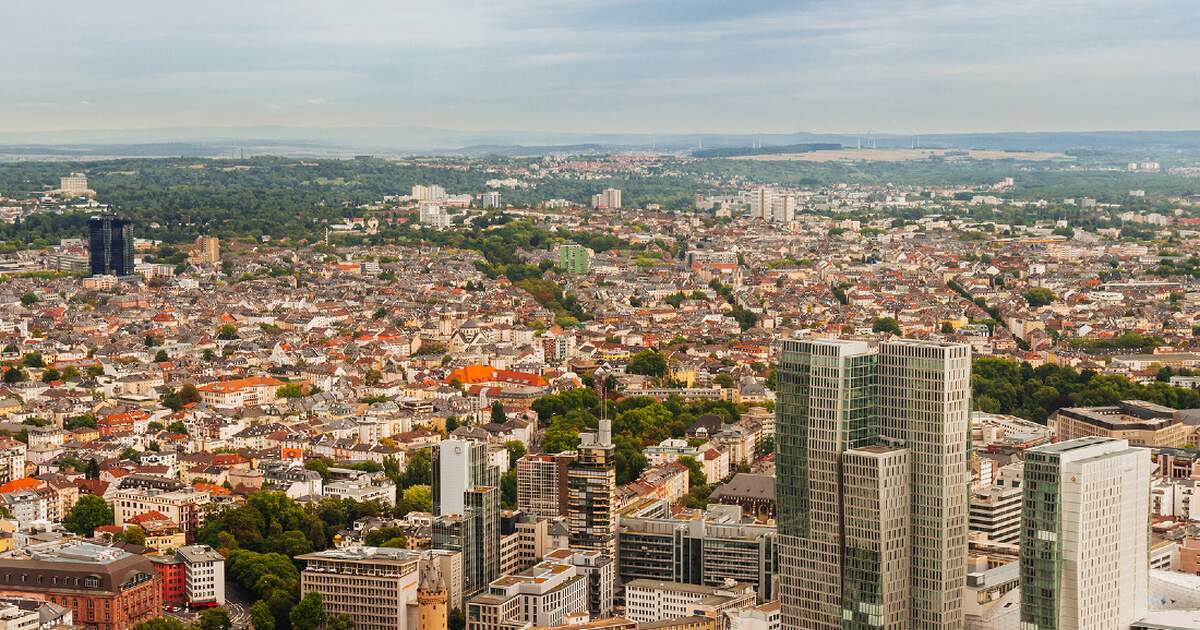 Frankfurt now has the most overpriced housing in the world