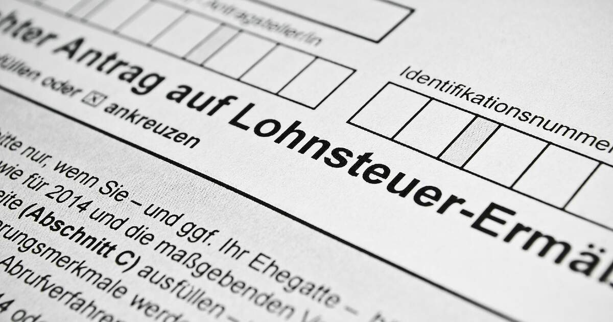 People in Germany pay fewer taxes than they did 35 years ago