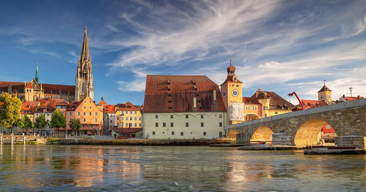 Regensburg, Erlangen and Ingolstadt named among best cities in Germany