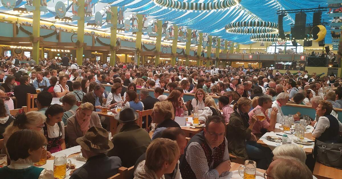 Munich's Oktoberfest is now a protected trademark