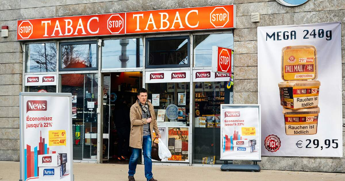 Tobacco advertising to almost completely disappear in Germany