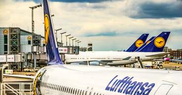 Airports in Germany