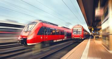 Long-distance travel in Germany: Trains, buses & carpooling