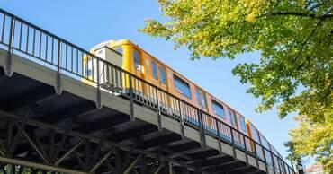 Public transportation in Germany: U-Bahn, S-Bahn, tram & bus